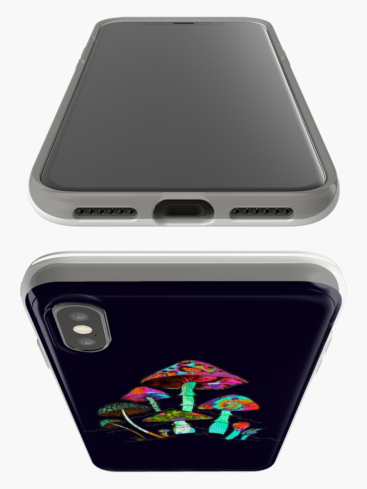 "Alternate view of Garden of Shroomz | ""Field Trip"" Edition iPhone Cases & Covers"