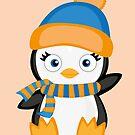 Herziger Pinguin von WACHtraum