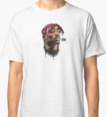 2PAC RAP SHIRT Classic T-Shirt