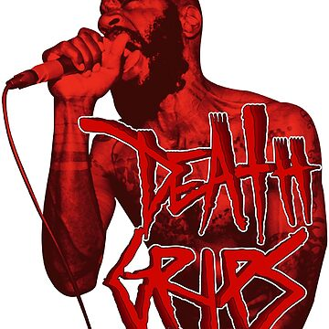 Death Grips | Colour Red by Akyde