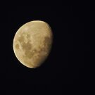 Moon by UncaDeej