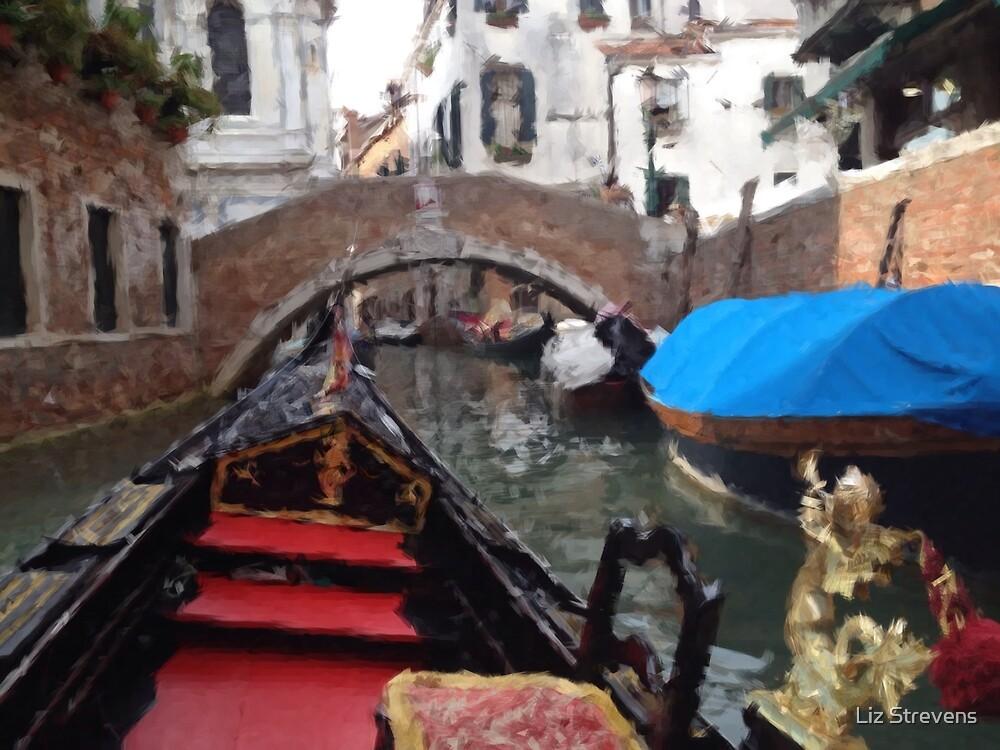 An Impression of Venice by Liz Strevens