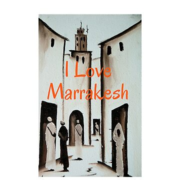 Marrakesh by mabrouka
