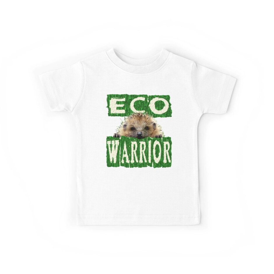 ECO WARRIOR by Paparaw