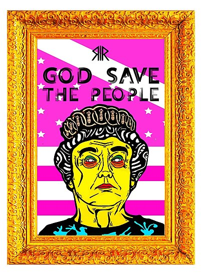 GOD SAVE THE PEOPLE by theM88