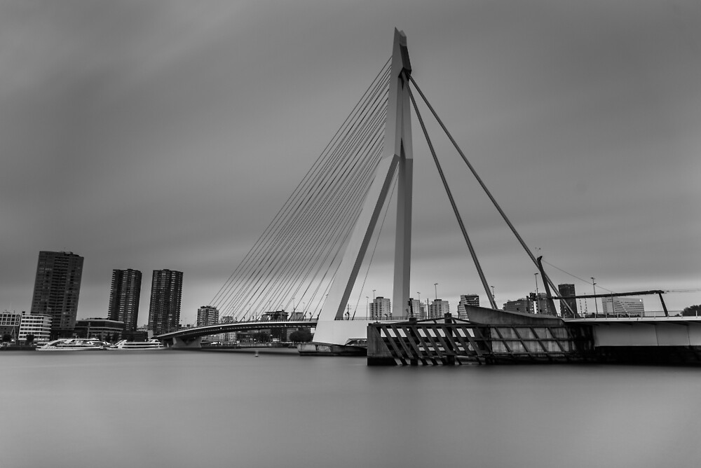 Rotterdam, Netherlands by PeterCseke