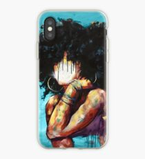 Naturally II BLUE iPhone Case