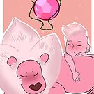 Pink Slumber by Kitty9chan