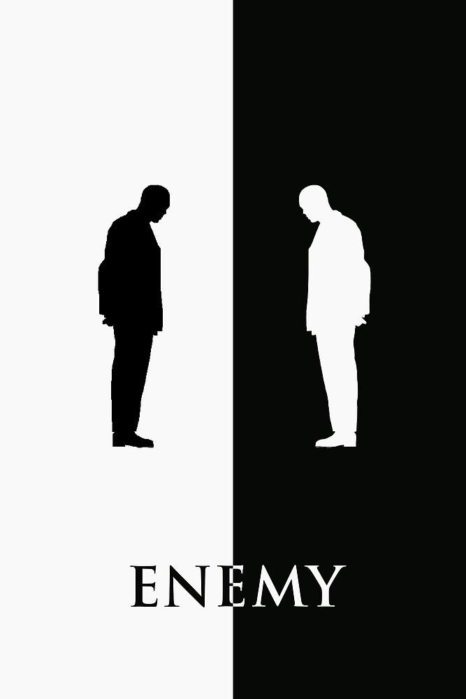 Enemy Film Art by jholland19