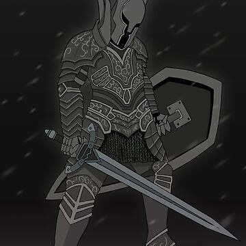 Black knight by Rennis05
