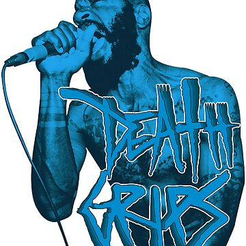 Death Grips | Colour Blue by Akyde