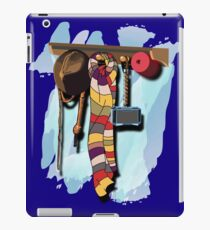 GUESS WHO'S COMING DINNER???  iPad Case/Skin