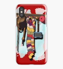 GUESS WHO'S COMING DINNER???  iPhone Case/Skin