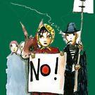 No by Nicholas  Beckett