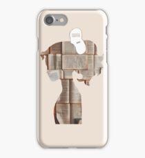 Arrietty Silhouette iPhone Case/Skin