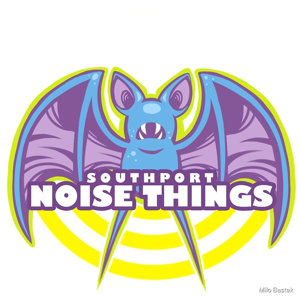 Zubat- Southport Noise Things by Valintone
