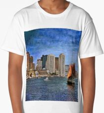 Sail Boston -Roseway Long T-Shirt