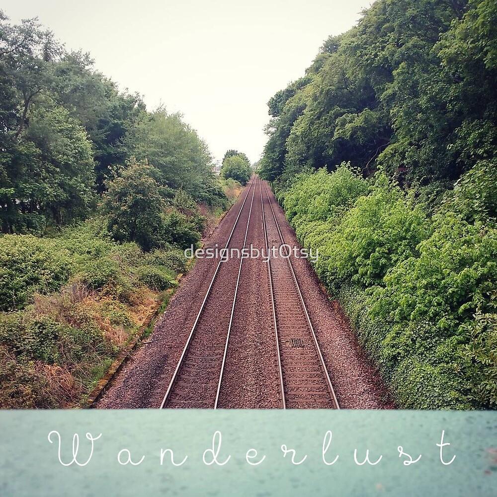 Wanderlust by designsbyt0tsy