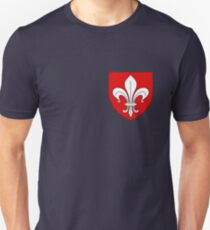Lille coat of arms Unisex T-Shirt