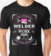 WELDER FROM SUN TO MOON Unisex T-Shirt