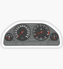 Speedometer Sticker