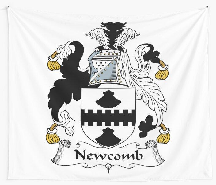Newcomb (e) by HaroldHeraldry