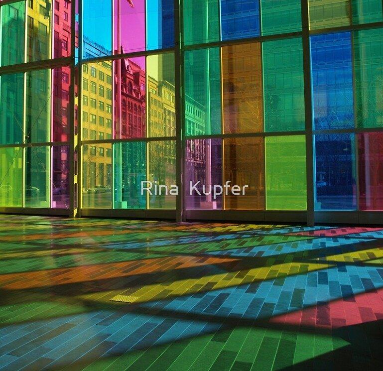 Le Palais des congrès de Montréal by Rina  Kupfer