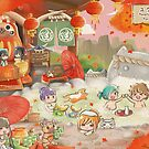 Monster Hunter Onsen by YenniChau