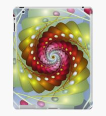 spinning easter eggs iPad Case/Skin