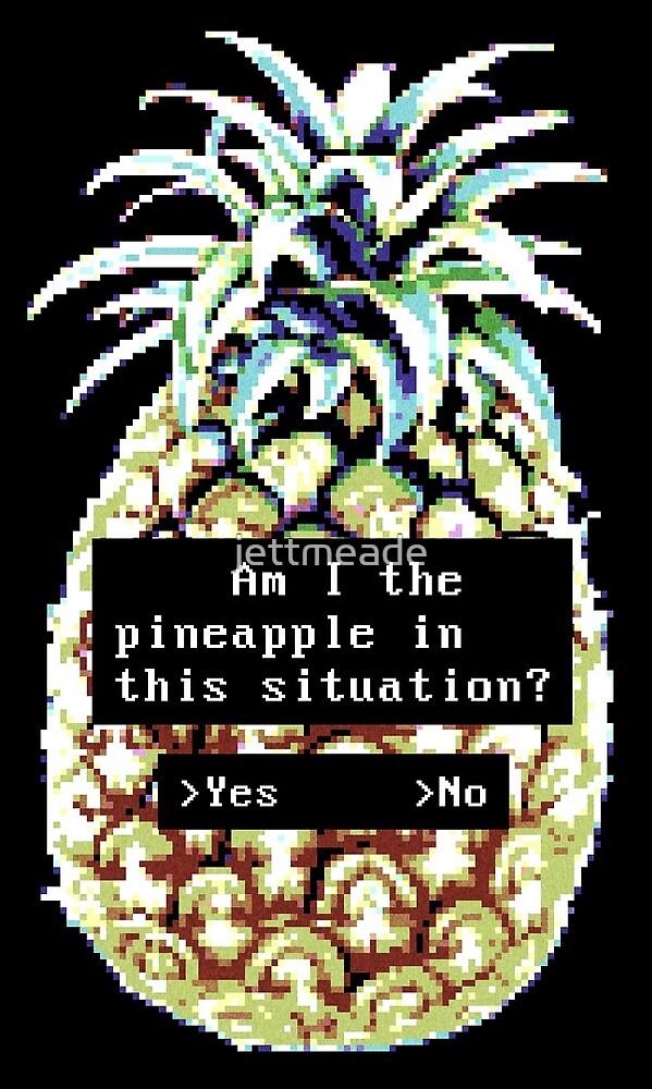 Pineapple Plot  by jettmeade