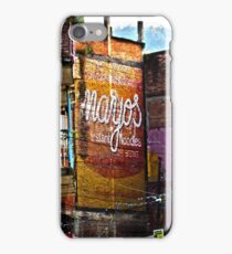 Adverts iPhone Case/Skin