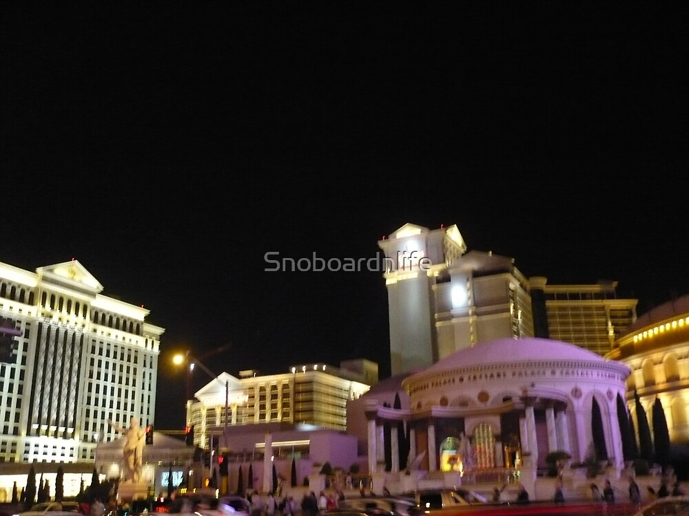 CEASARS AND MORE by Snoboardnlife