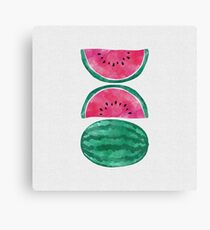 Watermelon I Canvas Print