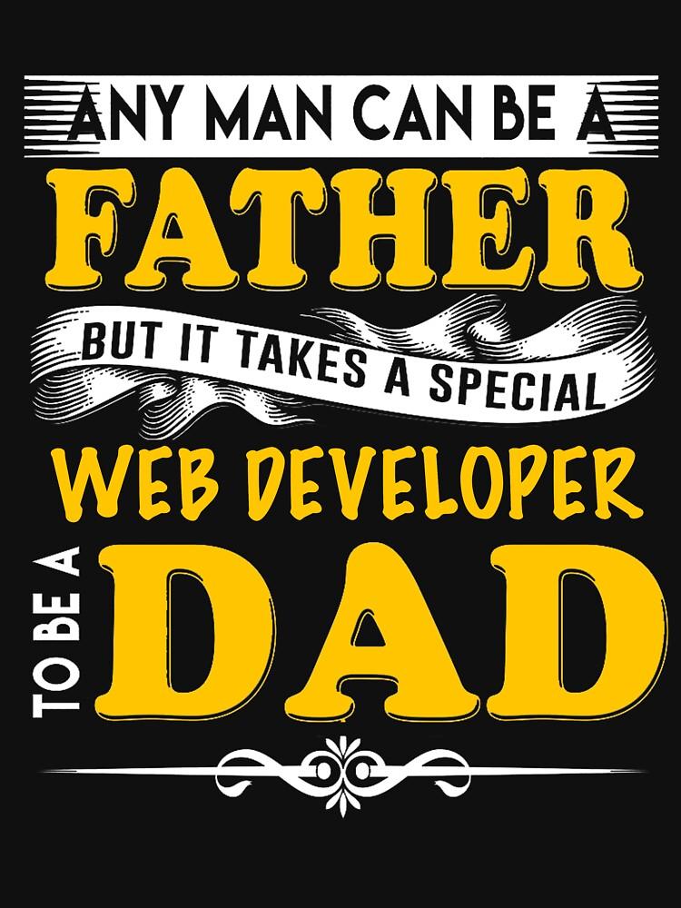 WEB DEVELOPER FATHER by jonesl
