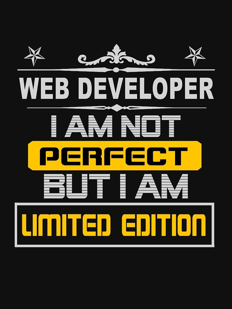 WEB DEVELOPER LIMITED EDITION by jonesl