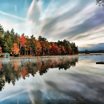 Highland Lake - Bridgton, Maine by rural-guy