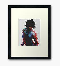 Motoko Kusanagi  Framed Print
