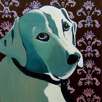 Buddy the Wonderdog no. 2 by ladybirdworks