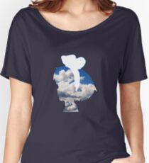 Kiki Silhouette Women's Relaxed Fit T-Shirt
