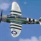 P-47D Thunderbolt 45-49192 G-THUN by Colin Smedley