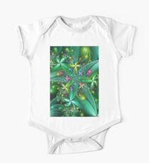 Spring Flowers Kids Clothes