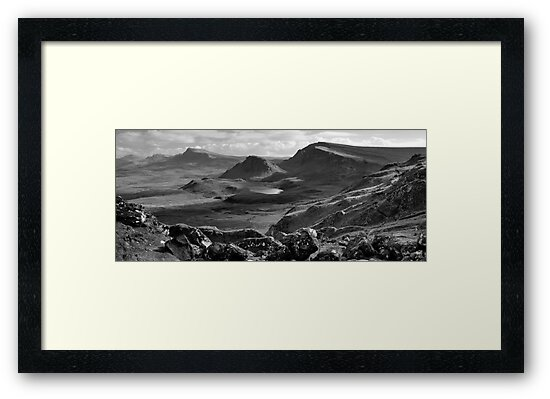 The Quiraing by Alex johnson Landscape Photography