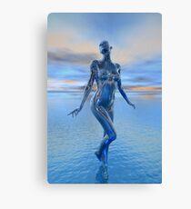 Transcension By Devine Light Canvas Print
