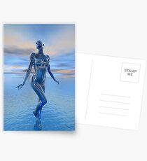 Transcension By Devine Light Postcards