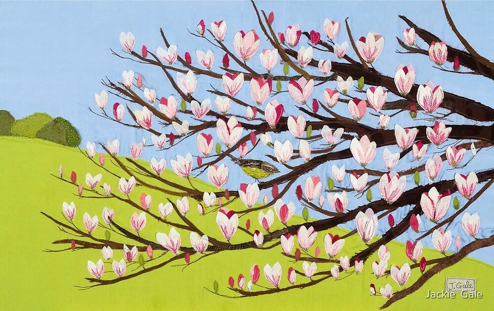 Magnolia by Jackie  Gale