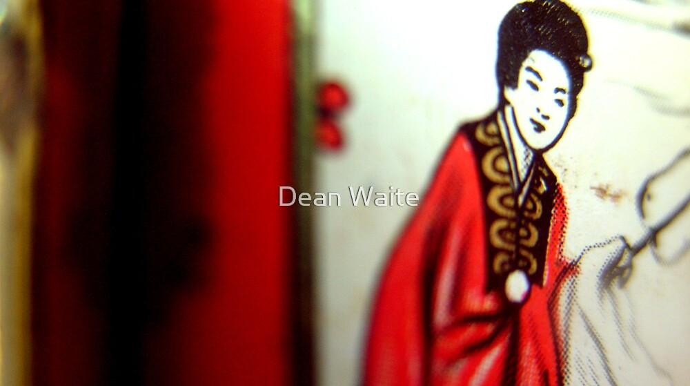 Treasure Tin by Dean Waite