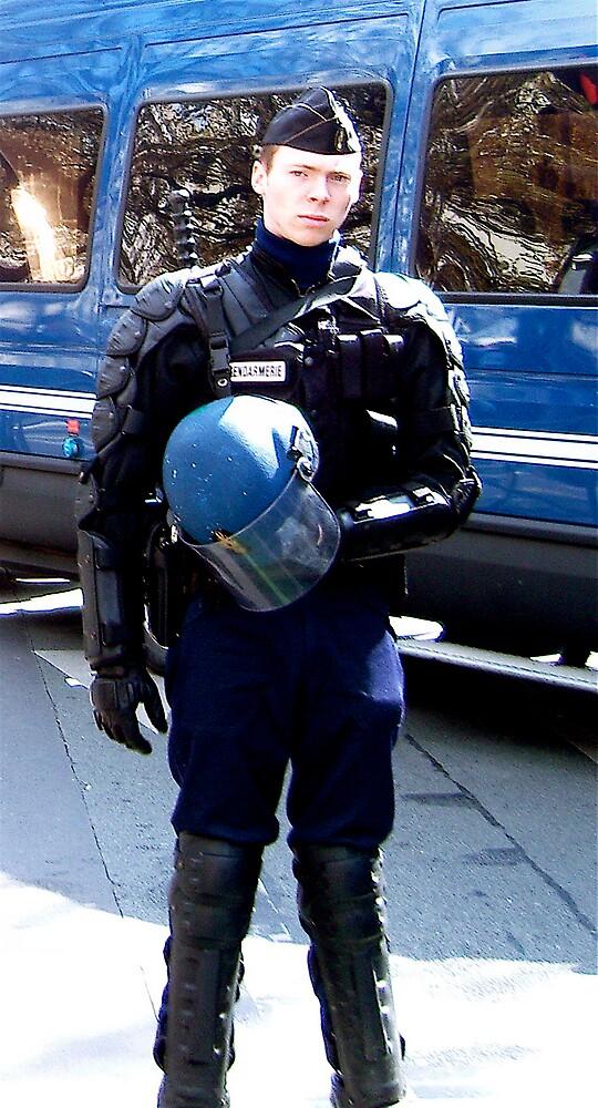 poor little police man by imogen