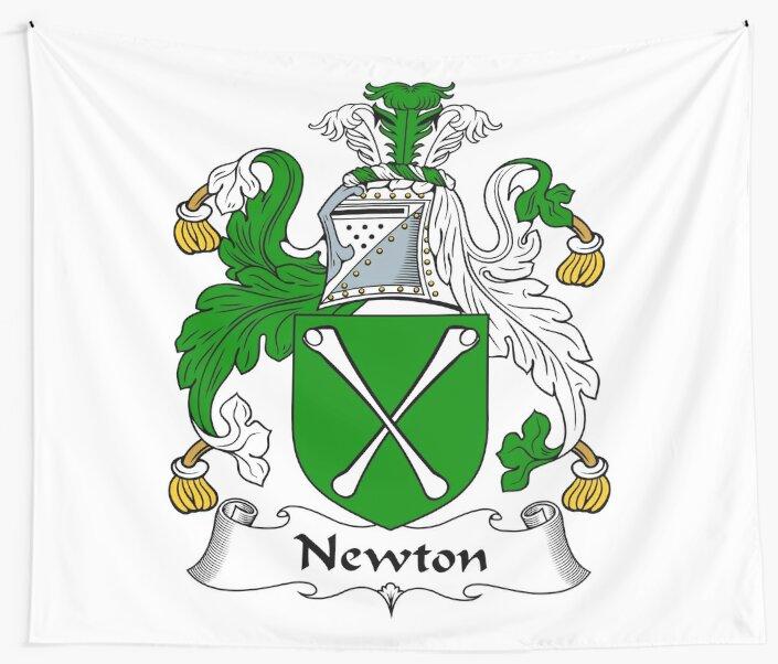 Newton by HaroldHeraldry