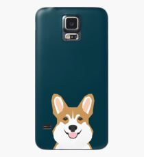 Teagan - Corgi Welsh Corgi gift phone case design for pet lovers and dog people Case/Skin for Samsung Galaxy
