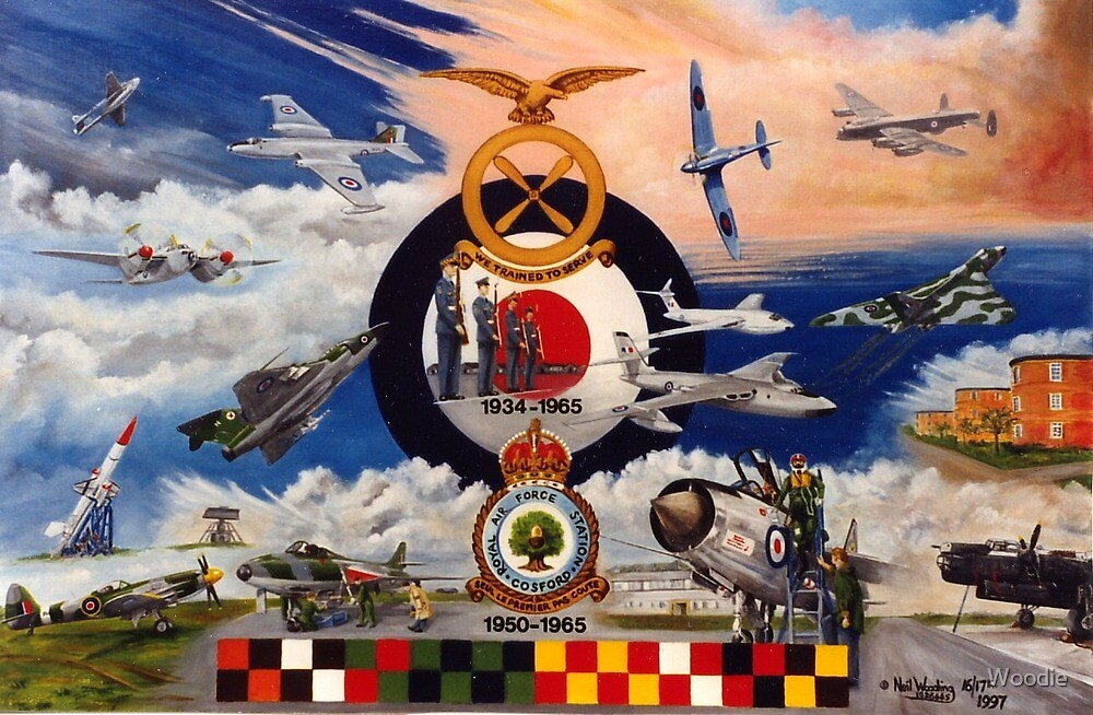 Boys of the RAF by Woodie